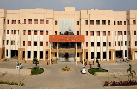 raipur aiims twitter pictures