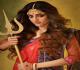 Nusrat Jhan Durga PhotoShoot