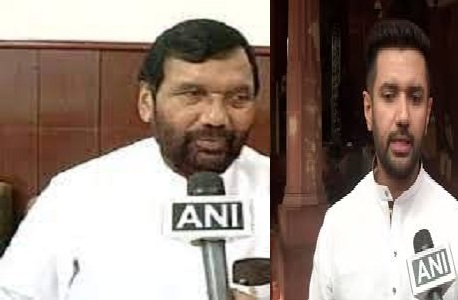 Ram Vilas Paswan admitted to ICU, son Chirag writes emotional letter
