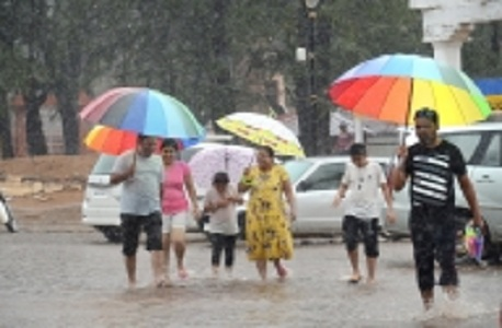 highest rainfall since 1961 in Goa, monsoon season will end in four days