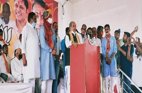 Union Minister Narendra Singh Tomar