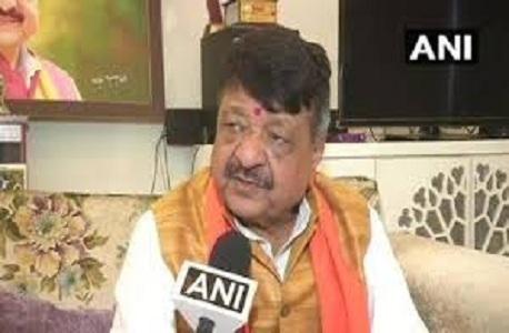 kailash vijayvargiya news