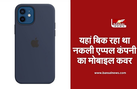 apple mobile fake cover