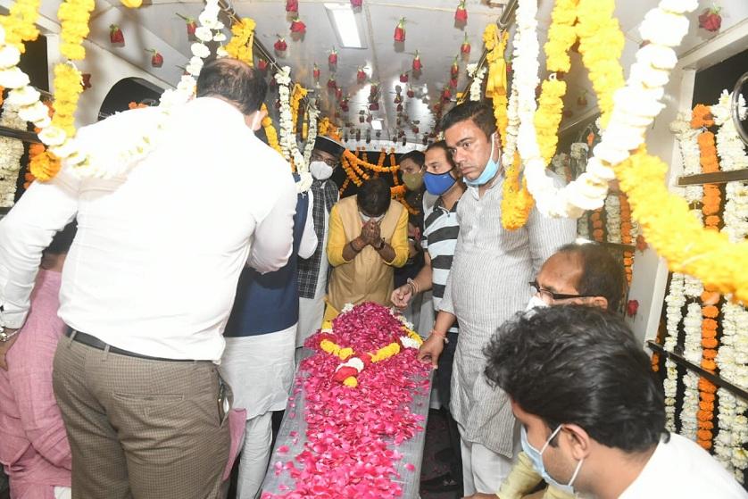 Nand Kumar Singh Update News