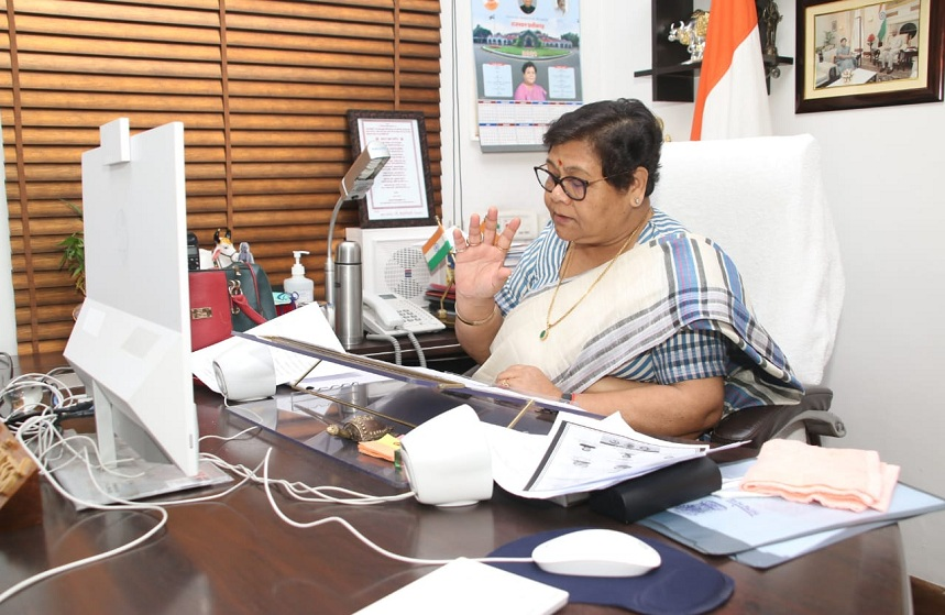 chhattisgarh governor anusuiya uikey