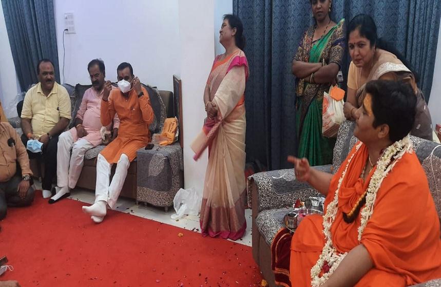 Bhopal Sansad Pragya Thakur