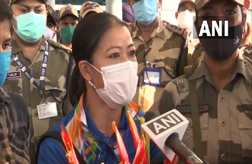 tokyo-olympic-2021-mary-kom-returned-to-india-apologized-to-the-countrymen
