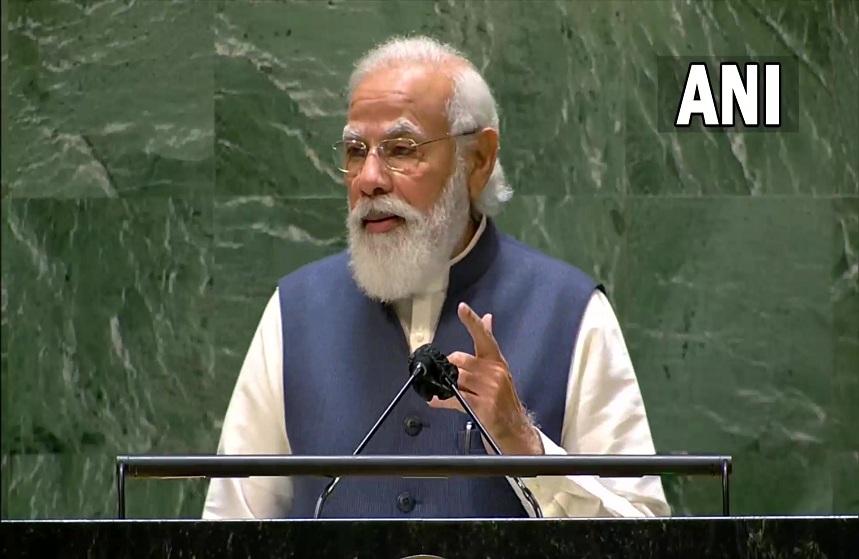 PM Modi In US